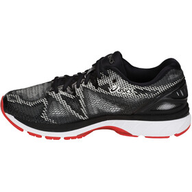 asics Gel-Nimbus 20 Shoes Men Black/Red Alert